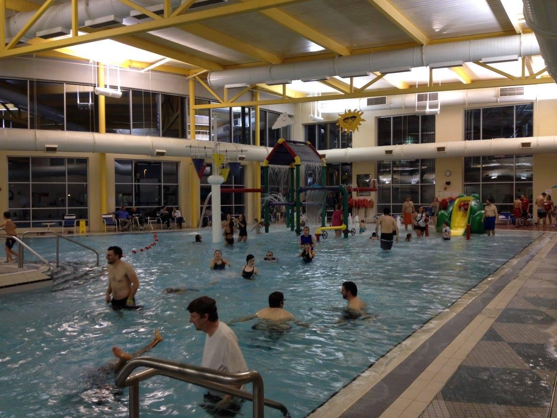Swim night at vandalia rec center oakwood adventure guides - Vandalia rec center swimming pool ...